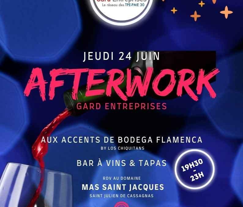 Afterwork Gard Entreprises
